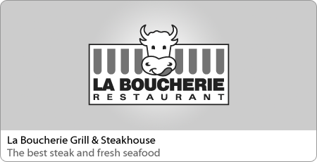 La Boucherie Grill and Steakhouse