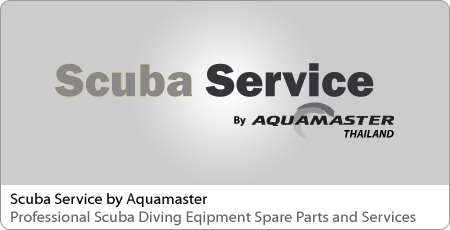 Scuba Service by Aquamaster